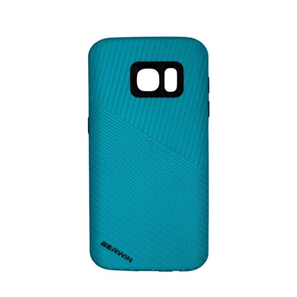 کاور مدل berwin مناسب برای گوشی موبایل سامسونگ  Galaxy S7 edge