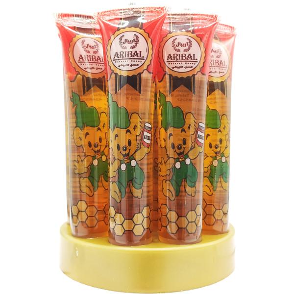 عسل آریبال - بسته 12 عددی