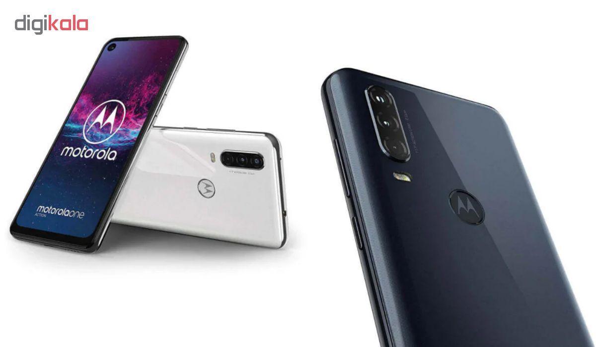 گوشی موبایل موتورولا مدل Motorola One Action XT2013-2 دو سیم کارت ظرفیت 128 گیگابایت main 1 5