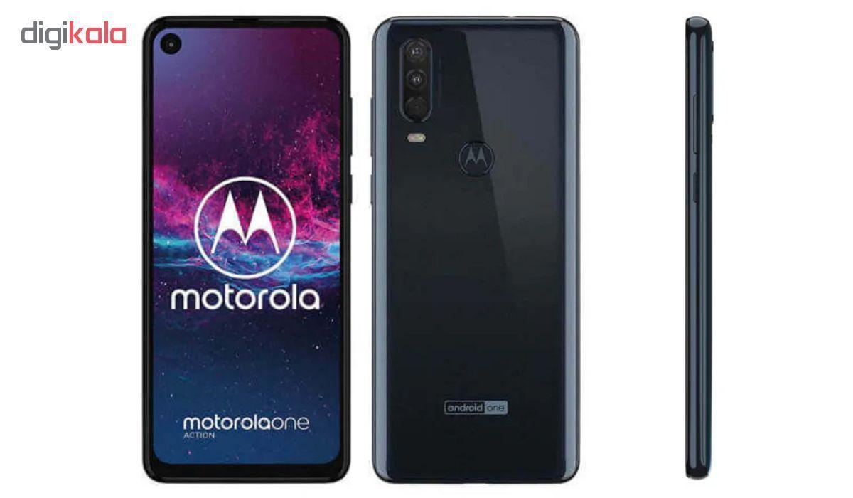 گوشی موبایل موتورولا مدل Motorola One Action XT2013-2 دو سیم کارت ظرفیت 128 گیگابایت main 1 9