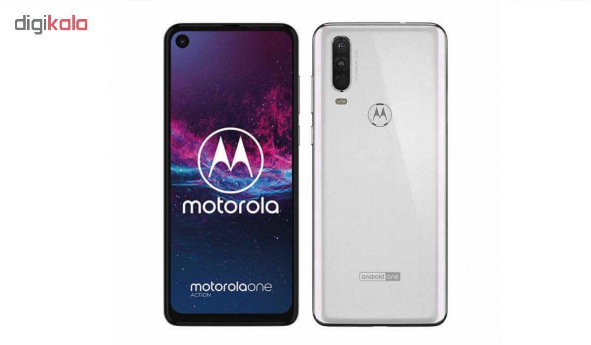 گوشی موبایل موتورولا مدل Motorola One Action XT2013-2 دو سیم کارت ظرفیت 128 گیگابایت main 1 16