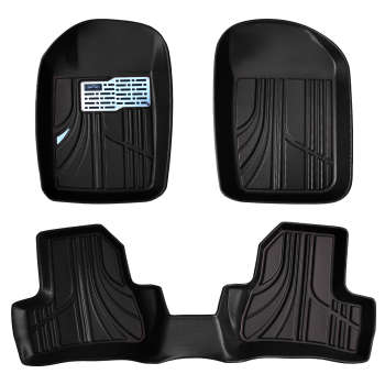 کفپوش سه بعدی خودرو مکس مدل K011 مناسب برای پژو 206