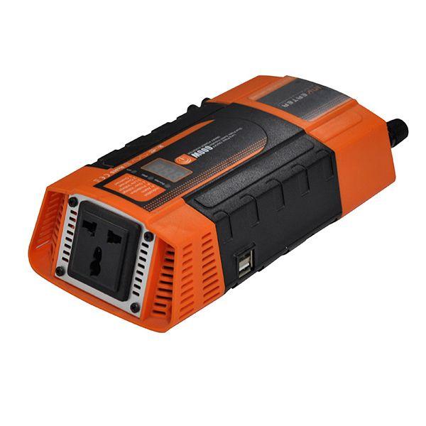 مبدل برق خودرو مدل PID 600 -122