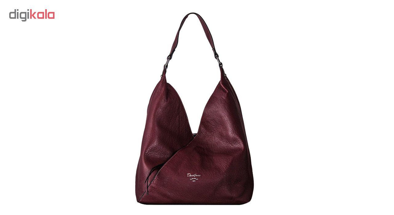 کیف دستی زنانه دیوید جونز کد 1-6102