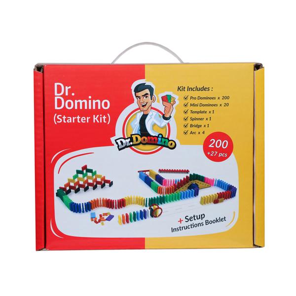 بازی فکری دکتر دومینو کد 227