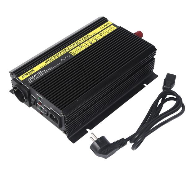 اینورتر شارژر کارسپا مدل UPS 1000-12 ظرفیت 1000 وات