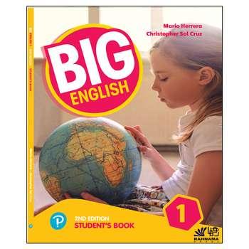 کتاب  BIG ENGLISH 1  اثر  mario herrera and christopher sol cruz  انتشارات رهنما