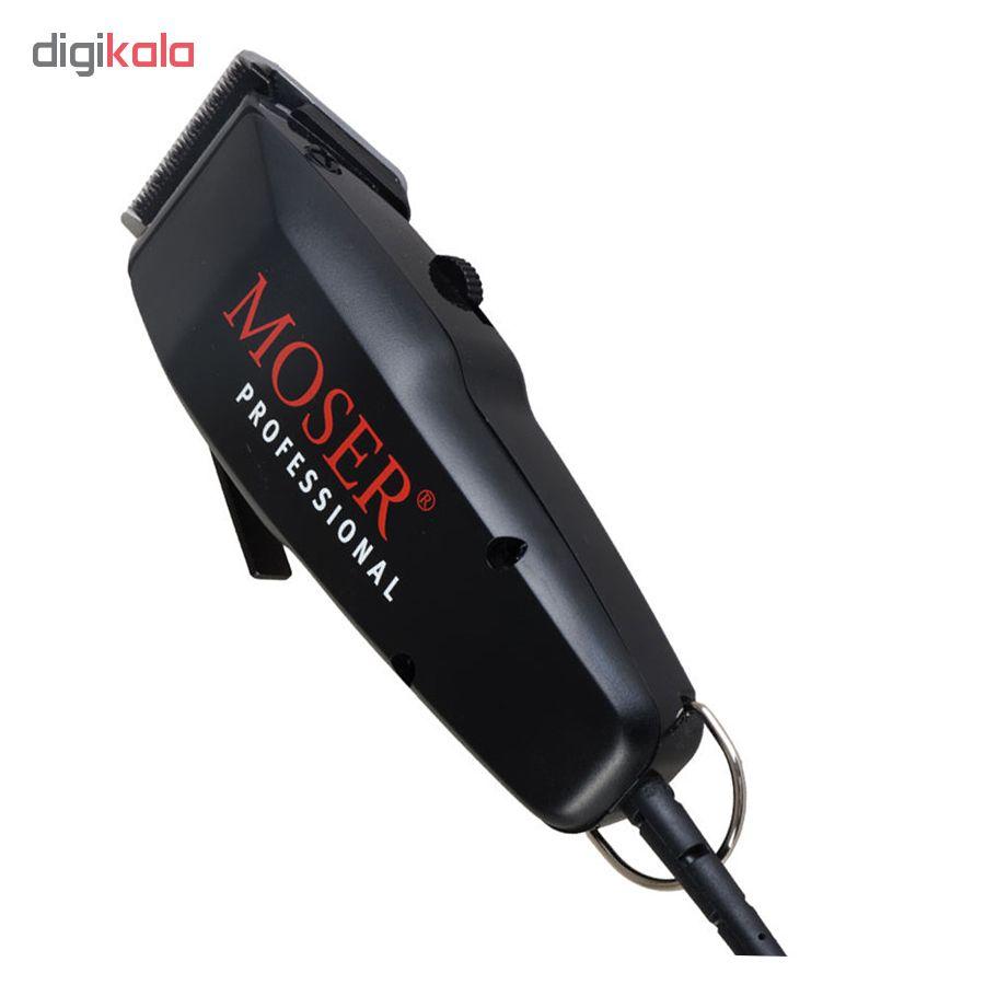 ماشین اصلاح موی سر و صورت موزر مدل 1400 Professional