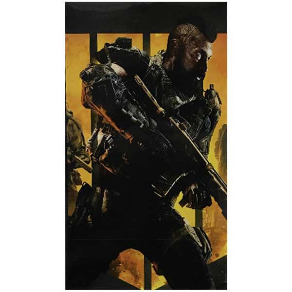 بررسی و {خرید با تخفیف} برچسب ایکس باکس وان اس کاکتوس طرح Call Of Duty4 Black Ops اصل