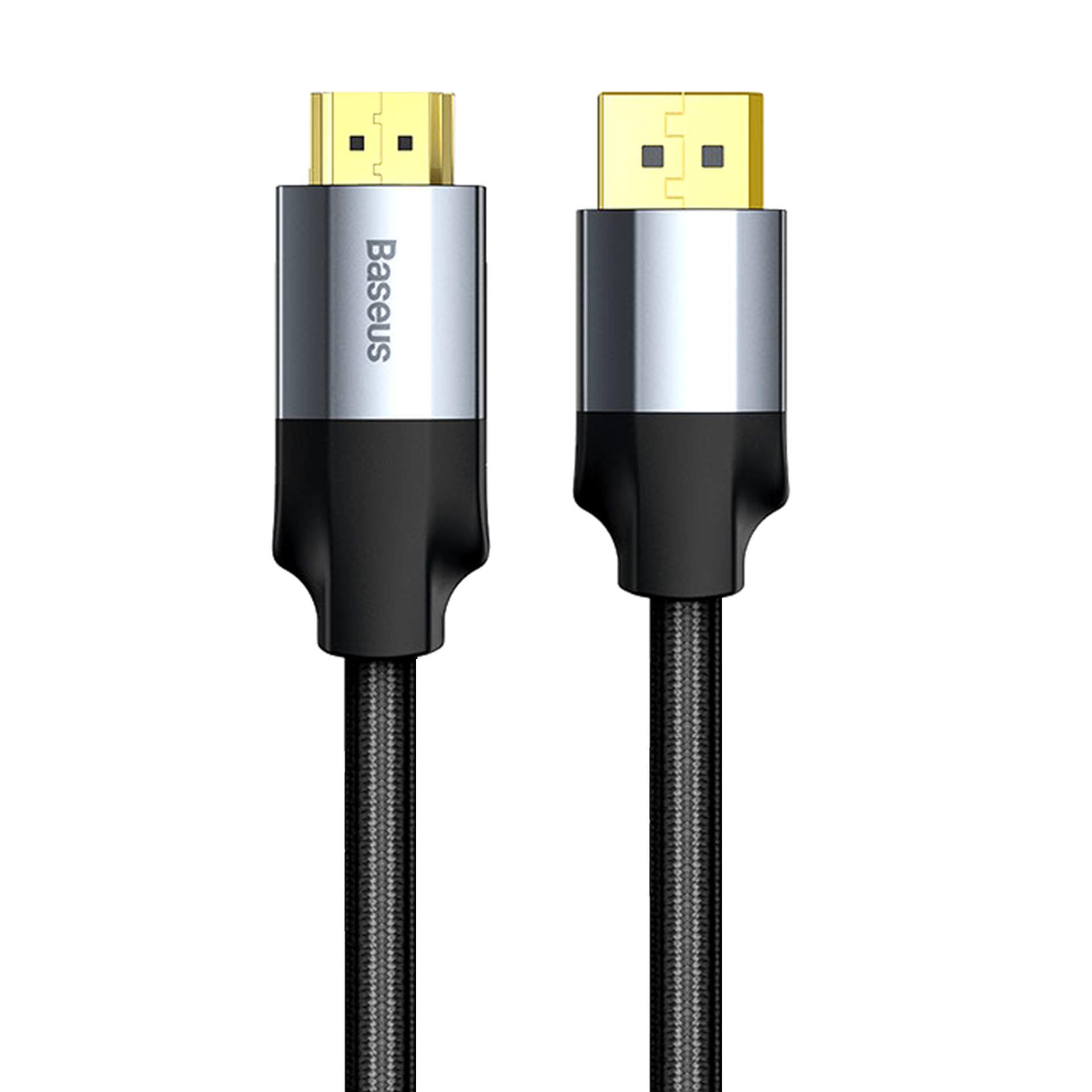 کابل تبدیل DisplayPort به HDMI باسئوس مدل CAKSX-I طول 2 متر