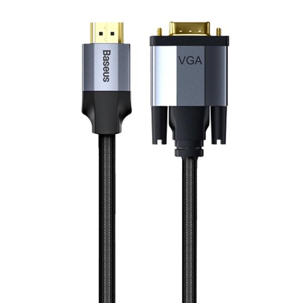 کابل تبدیل HDMI به VGA باسئوس مدل CAKSX-J طول 1 متر