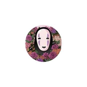 استیکر لپ تاپ ماسا دیزاین طرح NO FACE  کد STK05