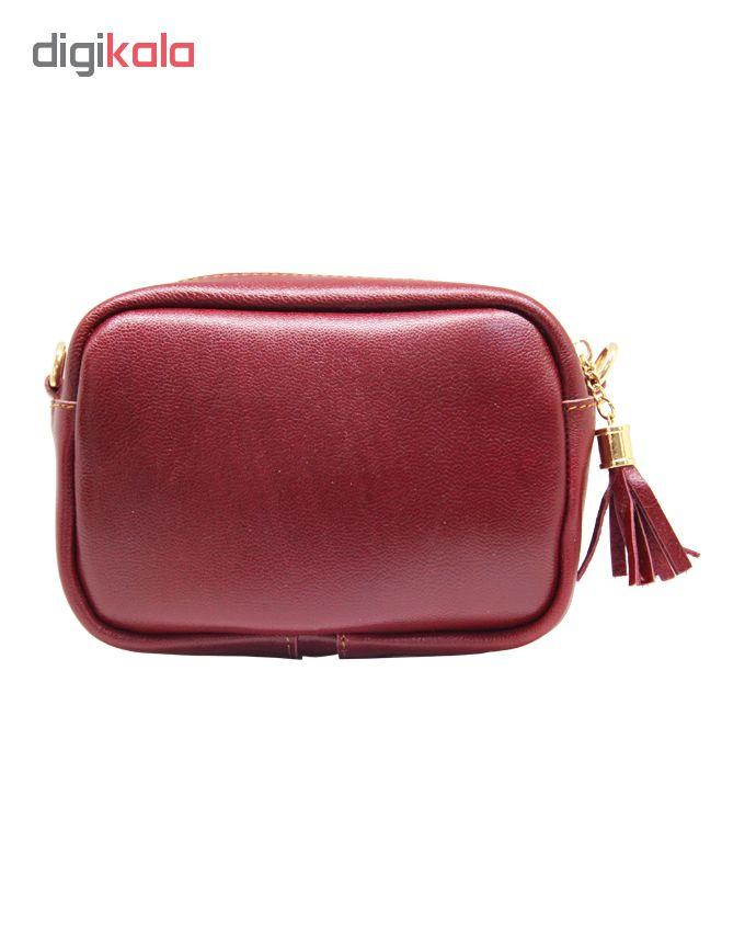 CHARMARA leather women's satchel bag, Model d058