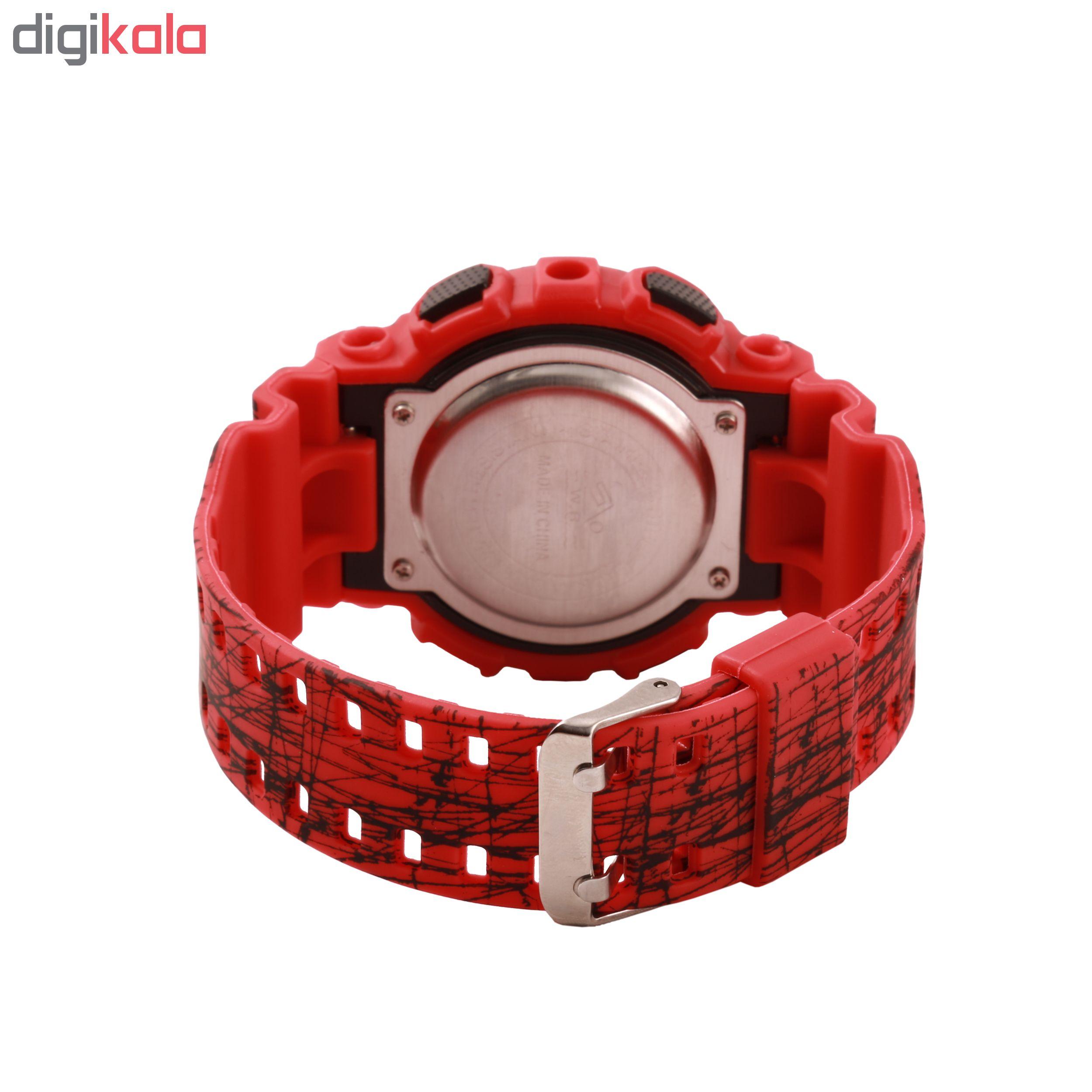 ساعت مچی دیجیتال مردانه چملیون واچ مدل cl11             قیمت