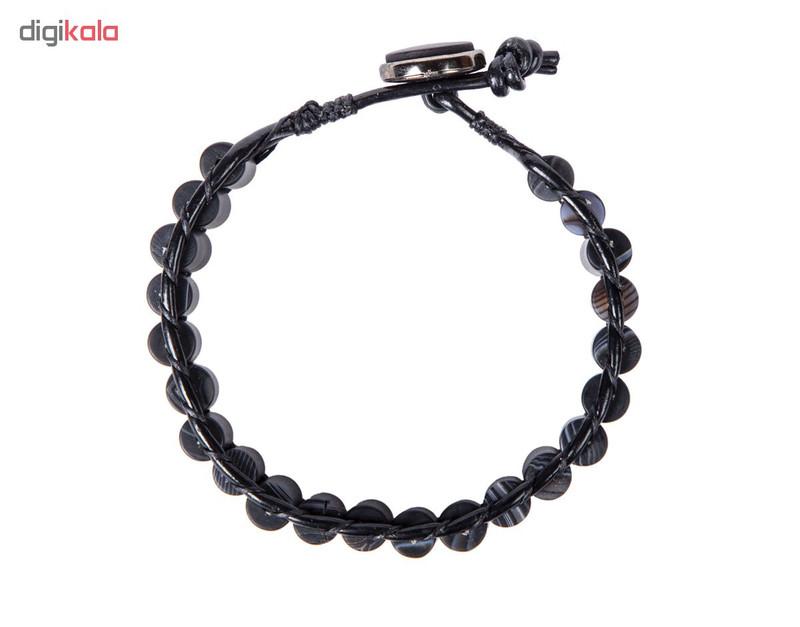 دستبند مردانه ریسه گالری مدل Ri-O1083