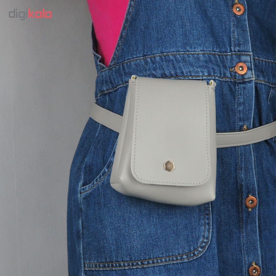کیف کمری زنانه کد brfp-087 -  - 12