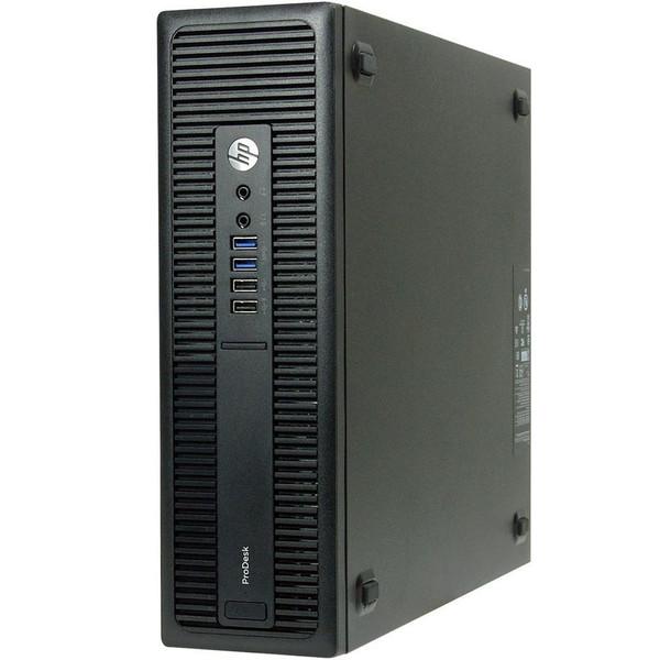 کامپیوتر دسکتاپ اچ پی مدل EliteDesk 600 G2 SFF