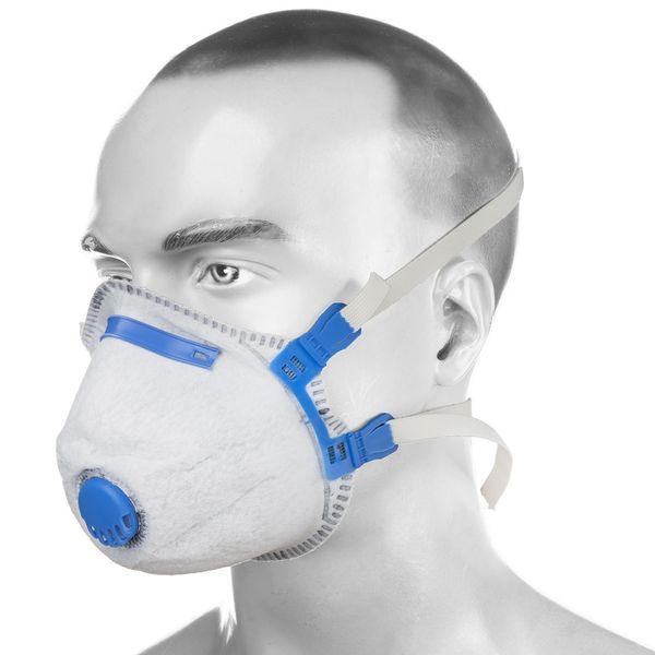 ماسک سوپاپ دار 3 مکس مدل HY8636 بسته 120 عددی