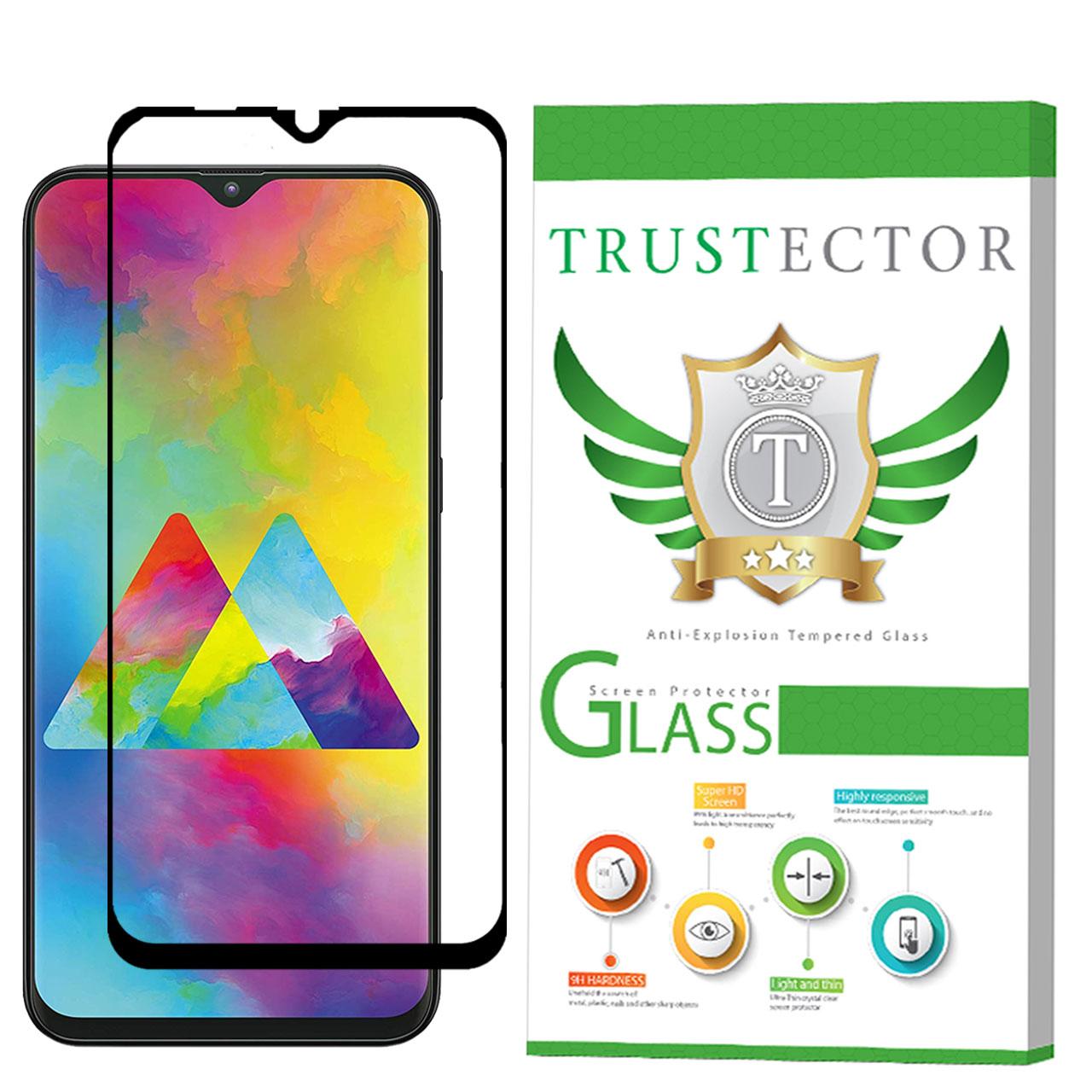محافظ صفحه نمایش تراستکتور مدل GSS مناسب برای گوشی موبایل سامسونگ Galaxy M20