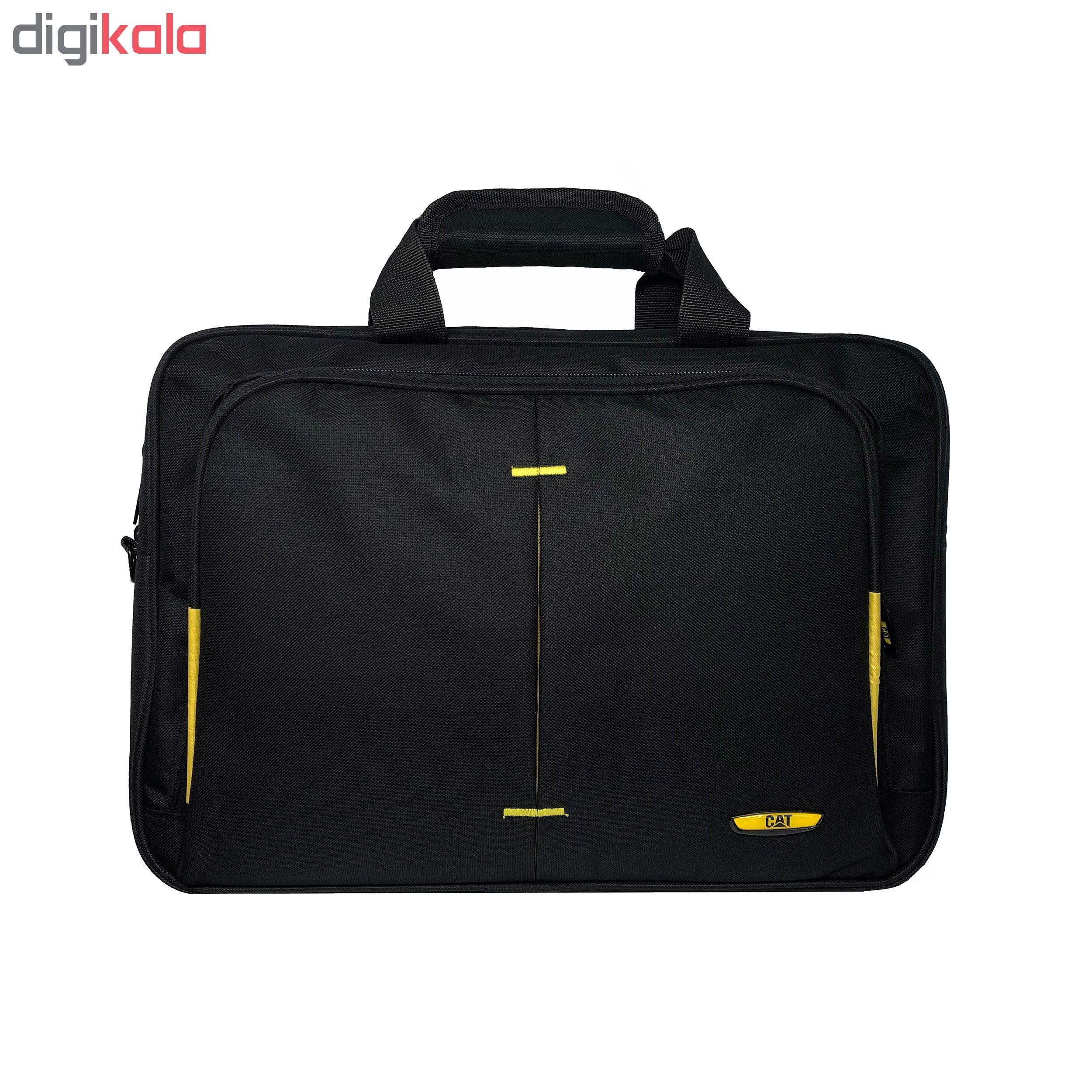 کیف لپ تاپ مدل Ca-9801 مناسب برای لپ تاپ 15.6 اینچی