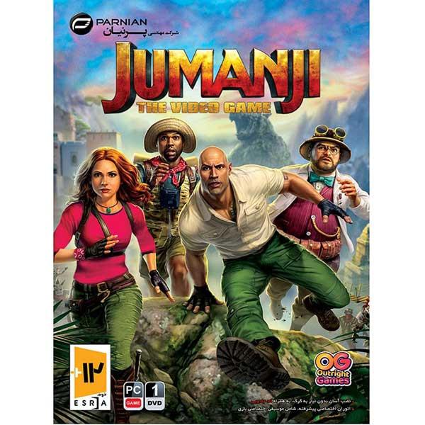 بازی Jumanji The Video Game مخصوص PC