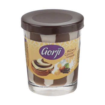 کرم کاکائو شیری فندقی گرجی مقدار 100 گرم