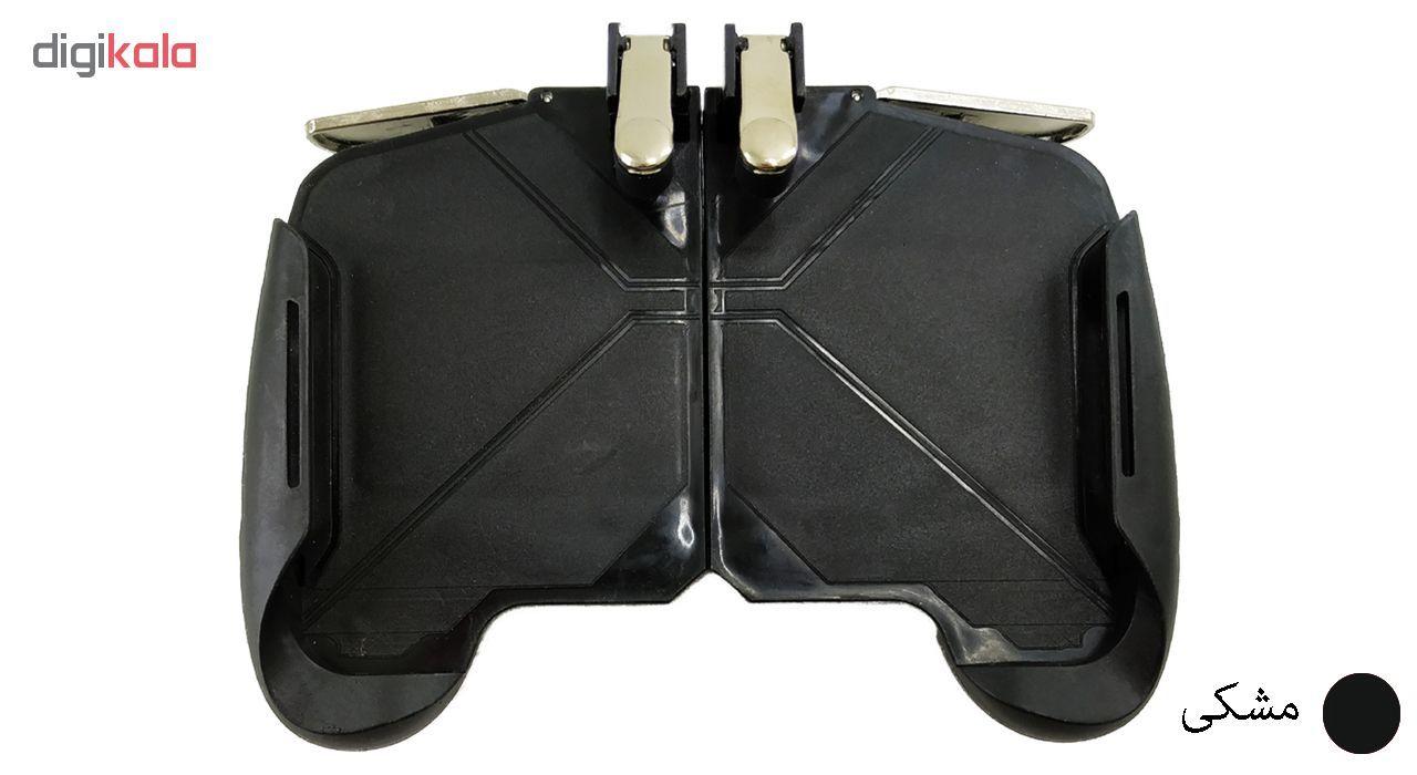 دسته بازی pubg مدل AK 16 مناسب برای گوشی موبایل main 1 18
