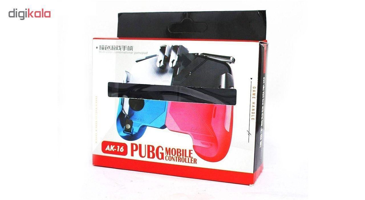 دسته بازی pubg مدل AK 16 مناسب برای گوشی موبایل main 1 12