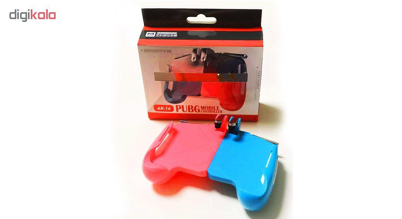 دسته بازی pubg مدل AK 16 مناسب برای گوشی موبایل main 1 10