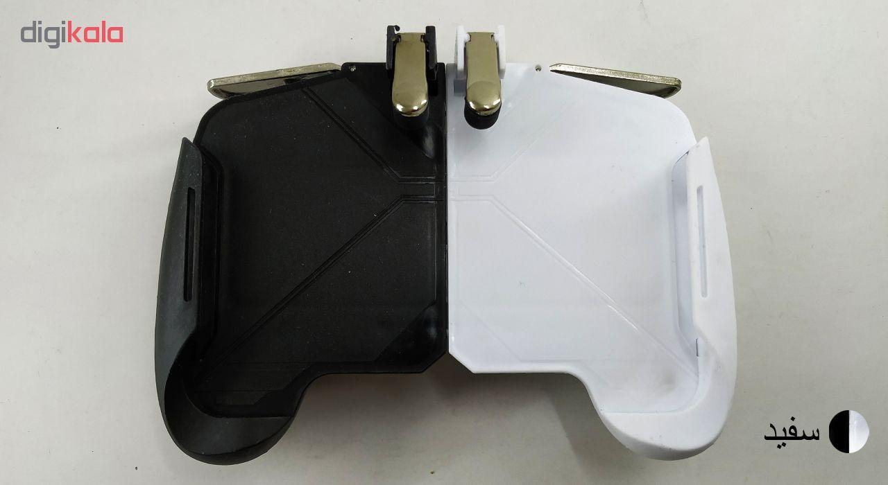 دسته بازی pubg مدل AK 16 مناسب برای گوشی موبایل main 1 8