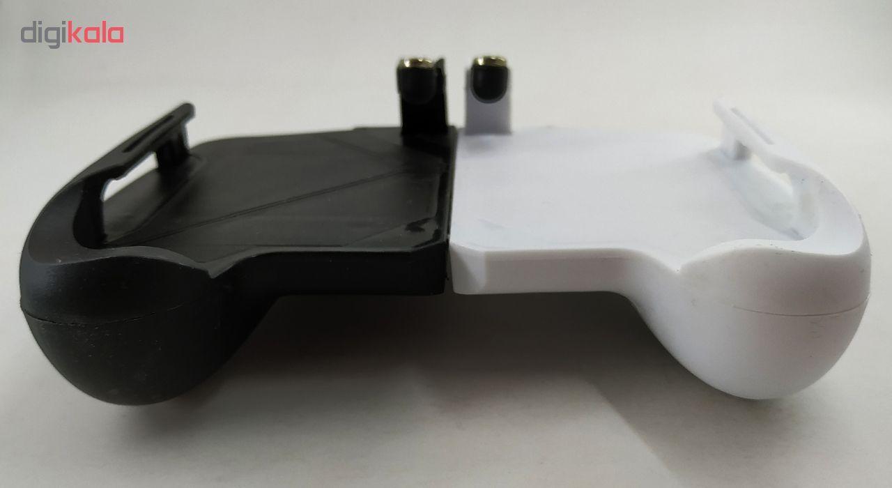 دسته بازی pubg مدل AK 16 مناسب برای گوشی موبایل main 1 5