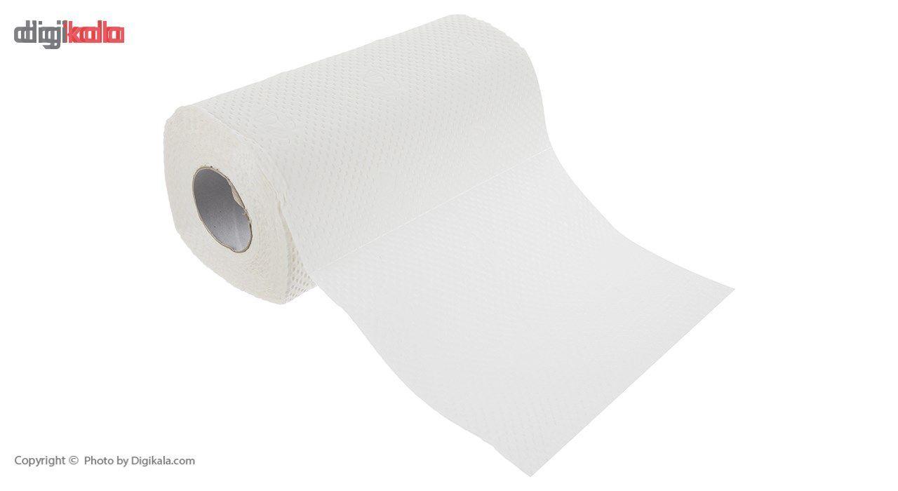 دستمال حوله کاغذی پاکان بسته 6 عددی main 1 3