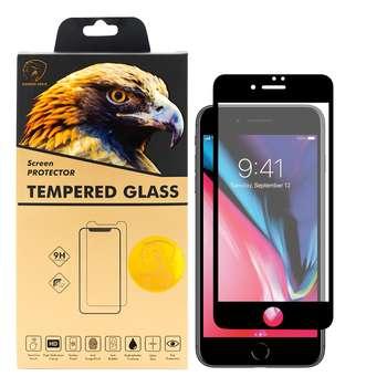 محافظ صفحه نمایش گلدن ایگل مدل DFC-X1 مناسب برای گوشی موبایل اپل iPhone 8 Plus