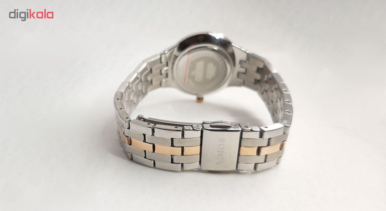 ساعت مچی عقربه ای زنانه بونیا کد BNB10456-2612              ارزان