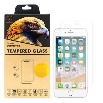 محافظ صفحه نمایش گلدن ایگل مدل GLC-X1 مناسب برای گوشی موبایل اپل iPhone 8