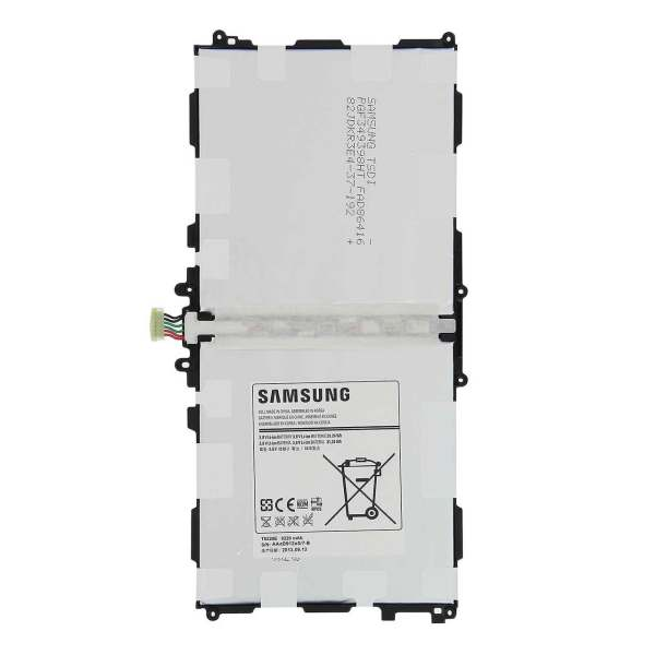 باتری تبلت مدل T8220E ظرفیت 8220 میلی آمپر ساعت مناسب برای تبلت سامسونگ GALAXY NOTE 10.1