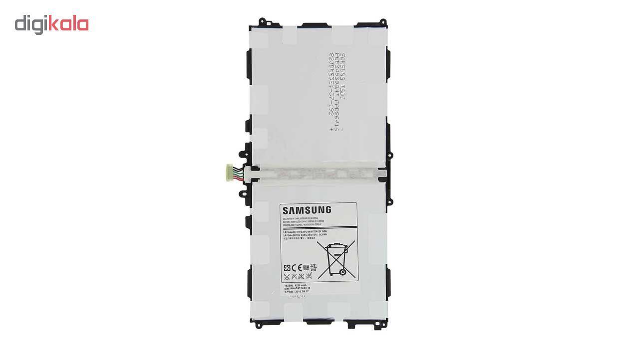 باتری تبلت مدل T8220E ظرفیت 8220 میلی آمپر ساعت مناسب برای تبلت سامسونگ GALAXY NOTE 10.1 main 1 1