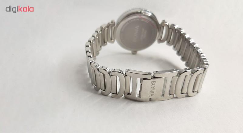 ساعت مچی عقربه ای زنانه بونیا کد BNB10327-2337S
