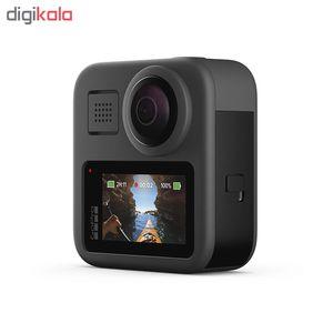 دوربین فیلمبرداری ورزشی گوپرو مدل MAX  GoPro MAX Action Camera