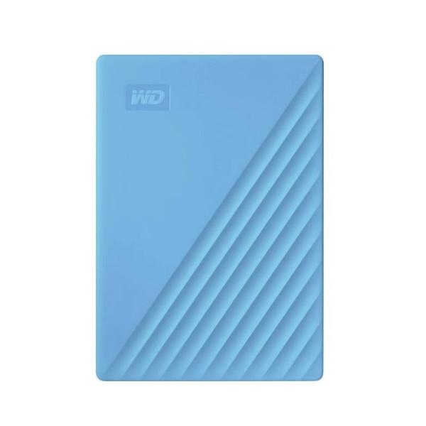هارددیسک اکسترنال وسترن دیجیتال مدل My Passport WDBPKJ0040B ظرفیت 4 ترابایت