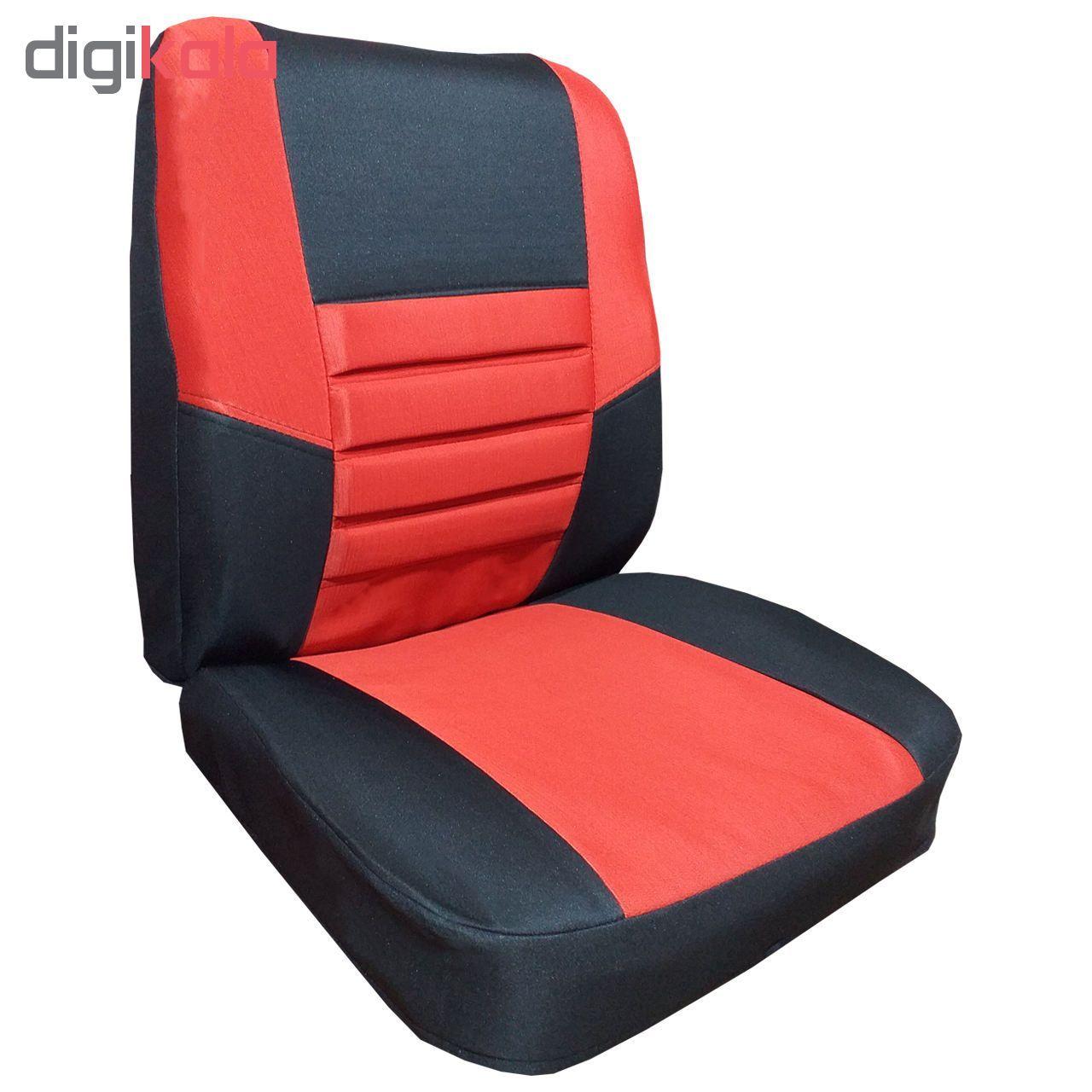روکش صندلی خودرو مدل 2002 مناسب برای پراید صبا main 1 7