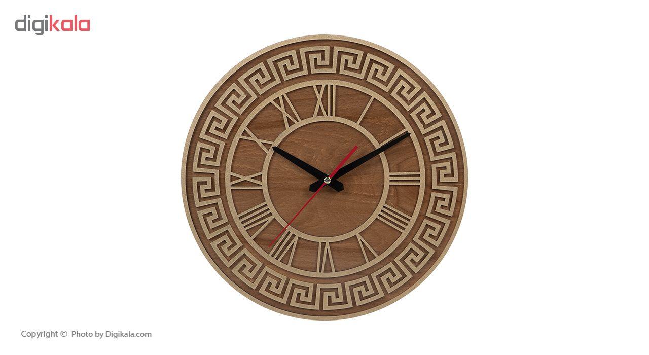 خرید                      ساعت دیواری معرق کاری هُم آدیس مدل KITA کد CK 603-TC