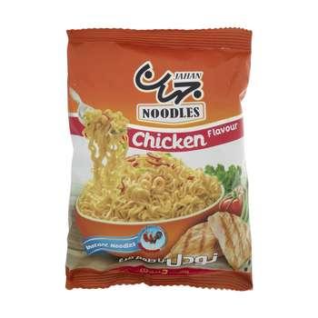 نودل با طعم مرغ جهان مقدار 75 گرم