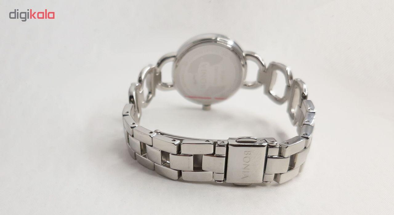 ساعت مچی عقربه ای زنانه بونیا کد BNB10382-2335              ارزان