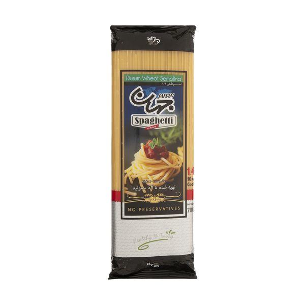 اسپاگتی قطر 1.4 جهان مقدار 700 گرم