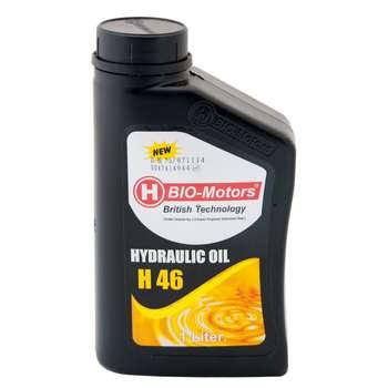 روغن هیدرولیک خودرو بیو-موتورز مدل H46 حجم 1000 میلی لیتر