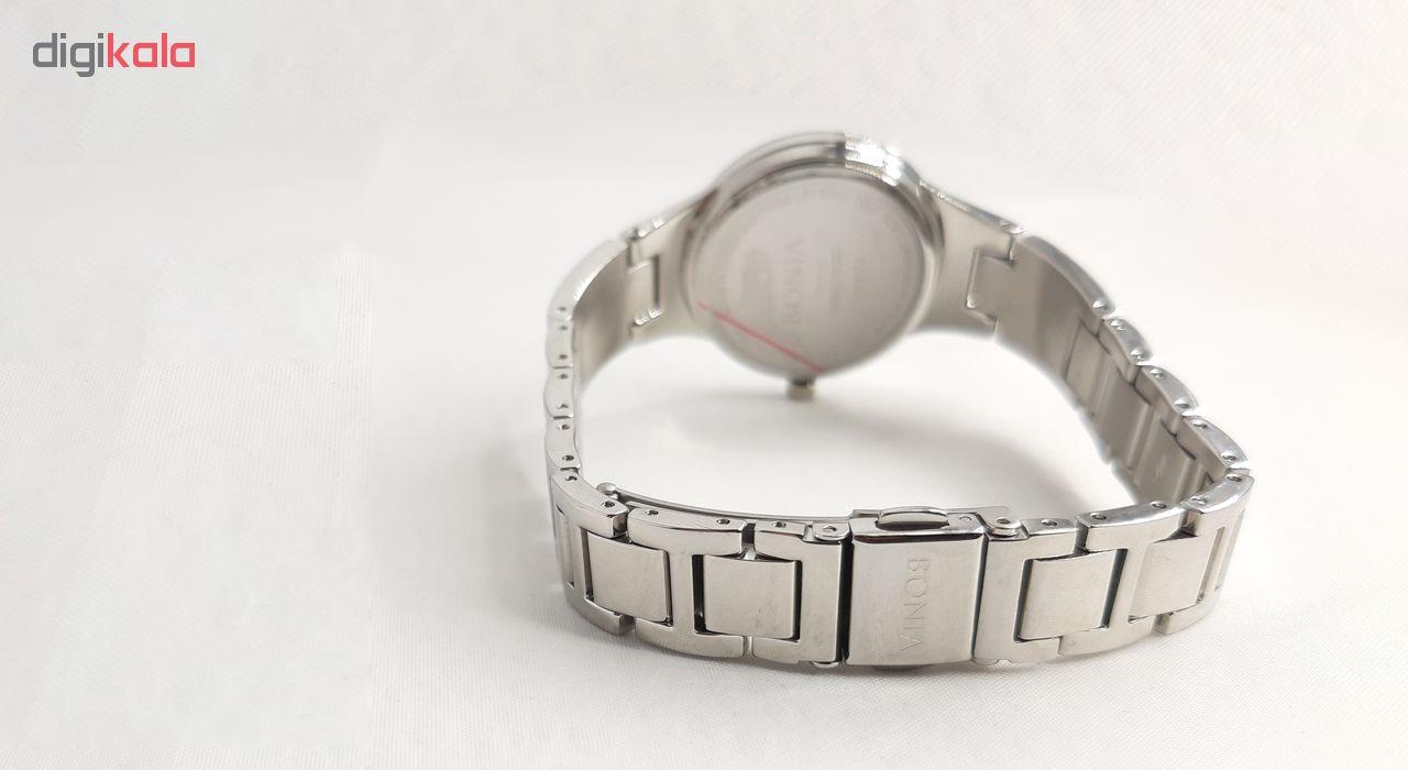 ساعت مچی عقربه ای زنانه بونیا کد BNB10387-2337              ارزان