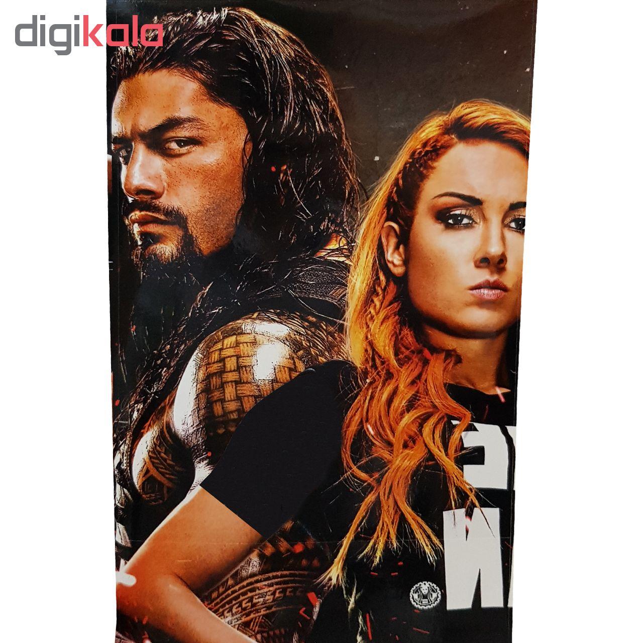 برچسب ایکس باکس وان اس کاکتوس طرح WWE 2K20