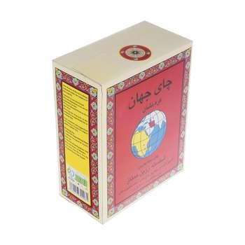 چای سیاه شکسته خارجی جهان سری کره نشان  مقدار 500 گرم