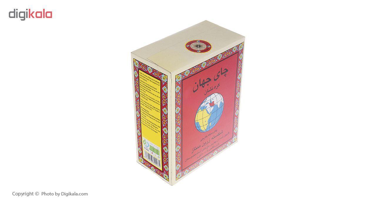 چای سیاه شکسته خارجی جهان سری کره نشان  مقدار 500 گرم main 1 1
